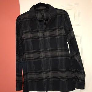 NWOT lululemon flannel XS